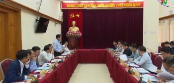 Lãnh đạo tỉnh Thái Nguyên làm việc với Bộ Giao thông vận tải