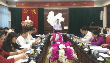 Thẩm tra các nội dung trình tại Kỳ họp thứ 10, HĐND tỉnh Thái Nguyên khóa XIII