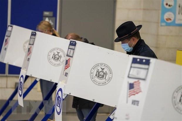 Bầu cử Mỹ 2020: Đảng Cộng hòa tạm thời chiếm ưu thế tại Hạ viện