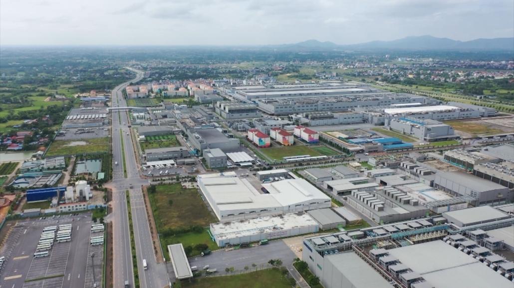 Những kết quả ấn tượng trong phát triển công nghiệp tỉnh Thái Nguyên giai đoạn 2015-2020