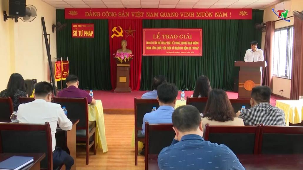 Võ Nhai hưởng ứng Ngày Pháp luật Việt Nam