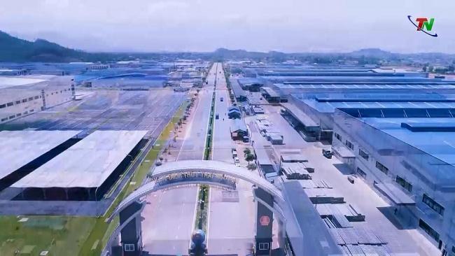 Ban Quản lý các khu công nghiệp tỉnh Thái Nguyên: Dấu ấn 20 năm phát triển