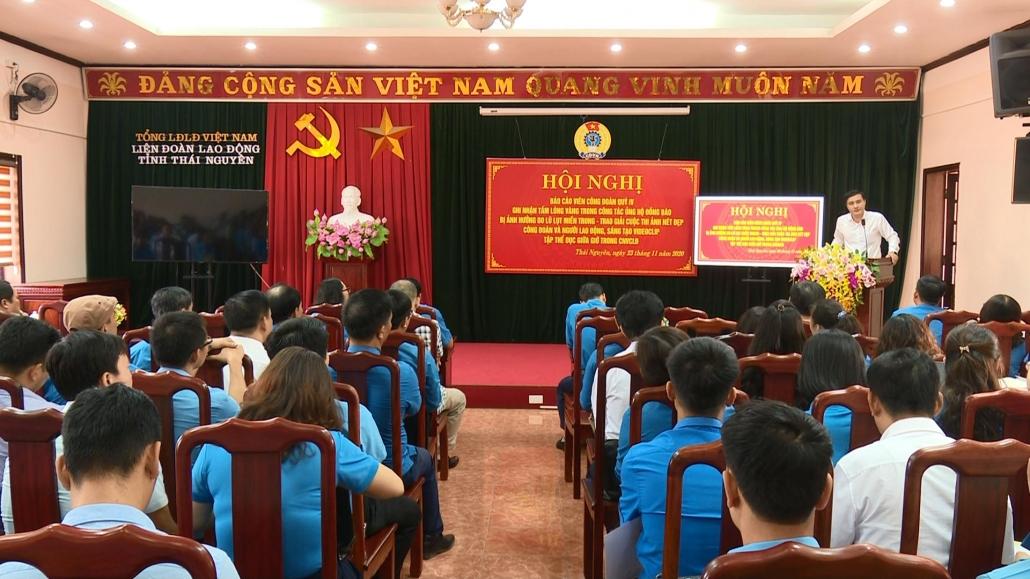 Thông tin nhanh về kết quả Đại hội đại biểu Đảng bộ tỉnh Thái Nguyên lần thứ XX