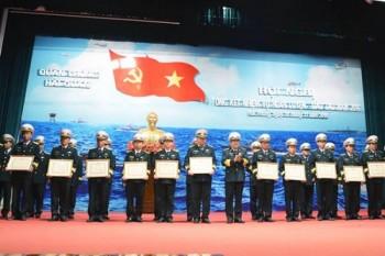 Quân chủng Hải quân: Tiếp tục đột phá nâng cao chất lượng huấn luyện