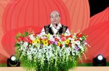thu tuong gui gam su menh giu gin van hoa cong chieng tay nguyen