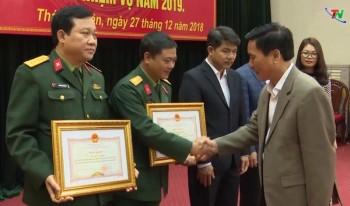 thai nguyen tong ket cong tac quoc phong dia phuong giao duc quoc phong va an ninh nam 2018
