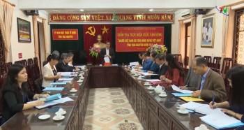 Thái Nguyên - Thực hiện có hiệu quả cuộc vận động Người Việt Nam ưu tiên dùng hàng Việt Nam