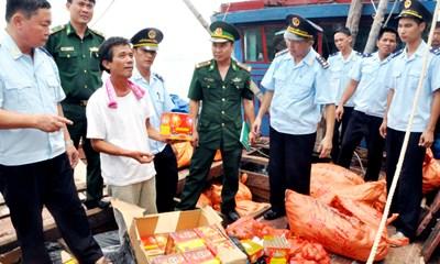 tang cuong phong chong buon lau van chuyen trai phep phao no qua bien gioi