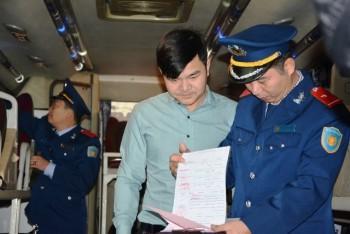 yen bai dinh chi 14 xe dua don hoc sinh khong du dieu kien kinh doanh