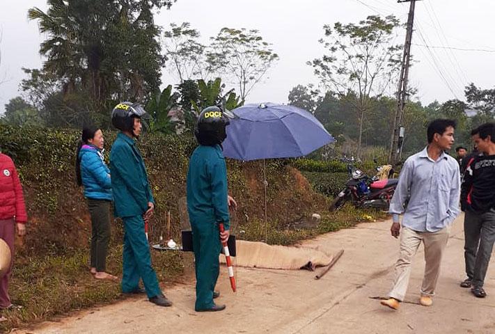 Định Hóa: Thảm sát khiến 6 người thương vong