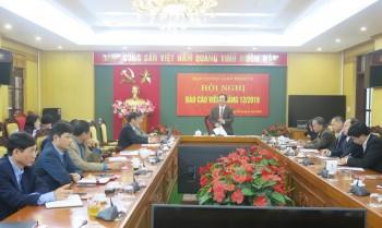 Tiếp tục tuyên truyền kết quả phát triển kinh tế - xã hội tỉnh Thái Nguyên năm 2019