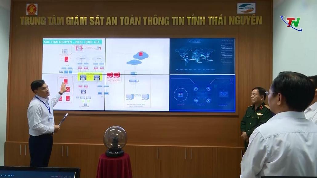 Internet và cơ hội chuyển đổi số ở Thái Nguyên