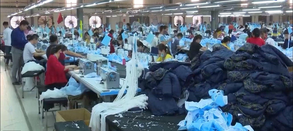 Thái Nguyên: Tính đến hết tháng 11, kim ngạch xuất khẩu đạt trên 80% kế hoạch năm