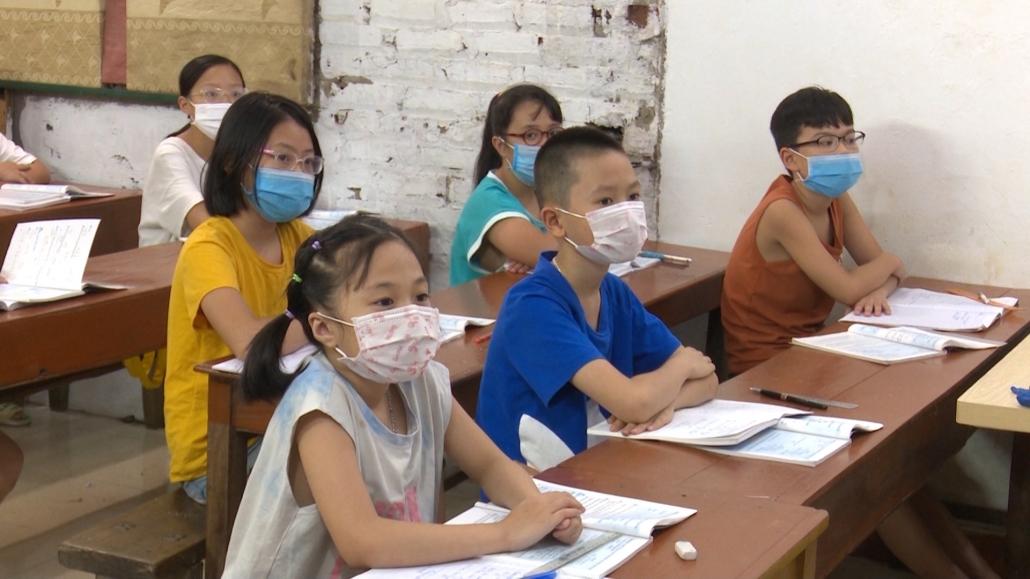 Chú trọng công tác phòng dịch tại các cơ sở bồi dưỡng kiến thức cho học sinh