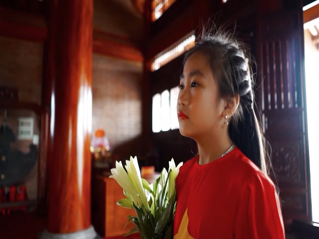 Thiếu nhi Thái Nguyên làm theo lời Bác: Hà My- trưởng thành từ những cuộc thi