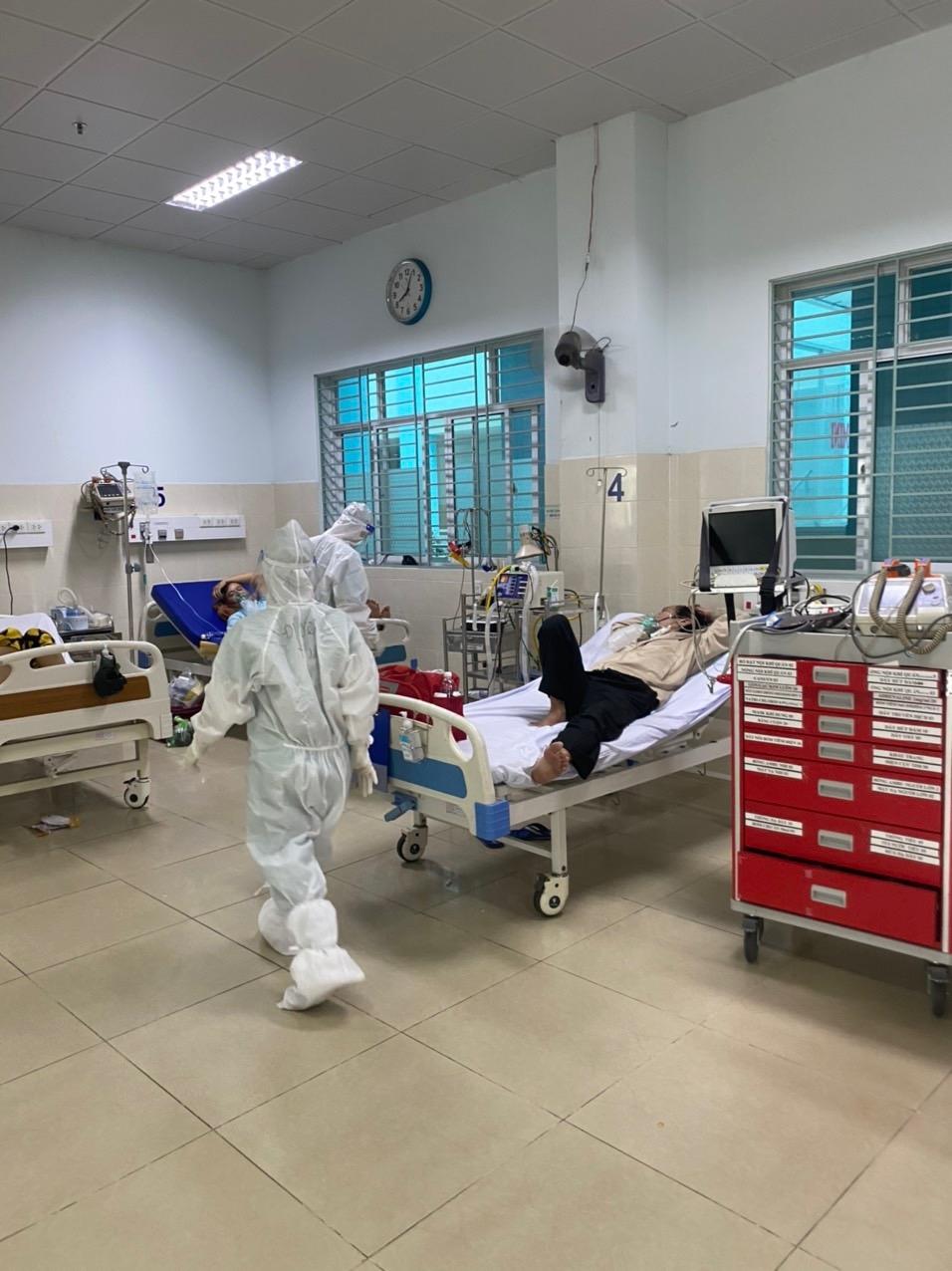 Ngày 24/7, Việt Nam thêm 7.968 ca mắc mới COVID-19