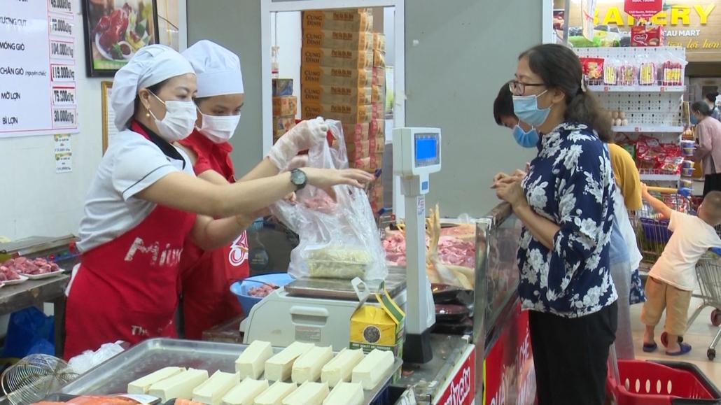 Thái Nguyên: Nỗ lực đảm bảo thị trường hàng hóa thiết yếu