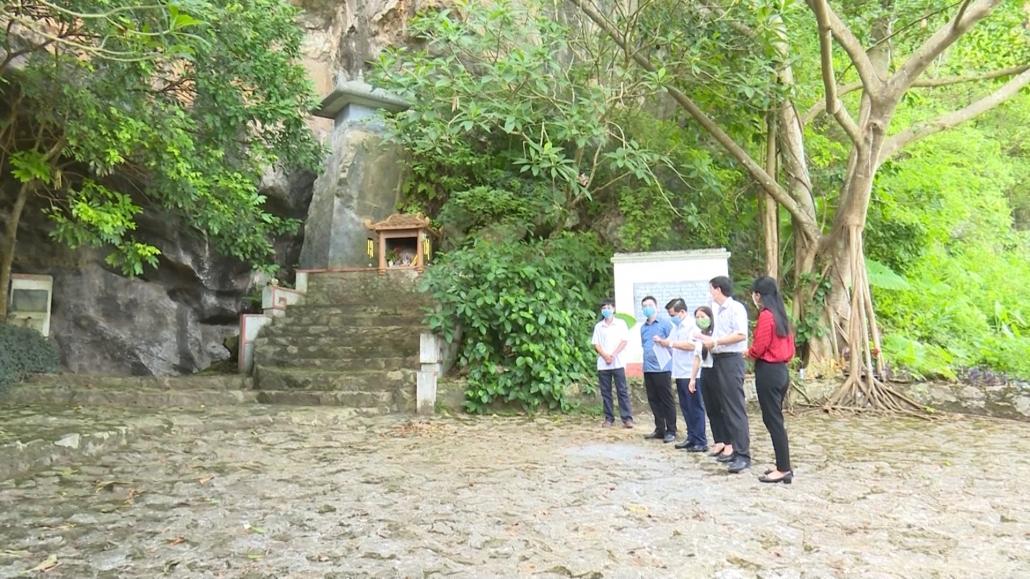 Cần quan tâm tôn tạo và phát huy giá trị động Linh Sơn, Thành phố Thái Nguyên