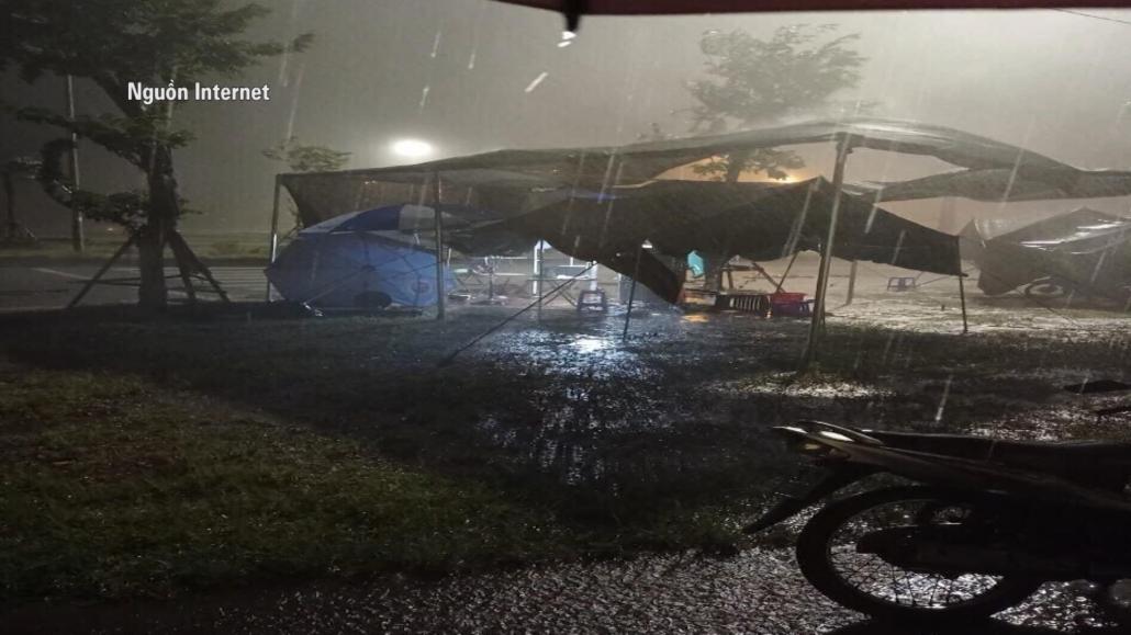 Nhiều thiệt hại do mưa lớn