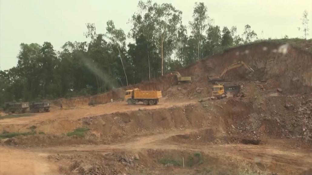 Phú Bình: Xử lý nghiêm tình trạng khai thác khoáng sản trái phép