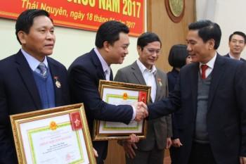 Văn phòng Ủy ban Nhân dân tỉnh triển khai nhiệm vụ năm 2017