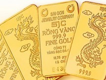 gia vang sjc dang lao doc chi cao hon vang the gioi 450000 dongluong
