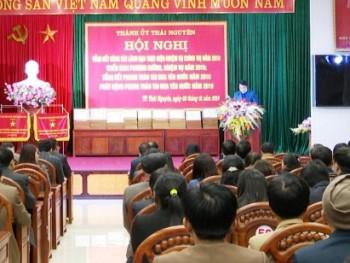 thanh uy thai nguyen trien khai phuong huong nhiem vu va phat dong thi dua nam 2019