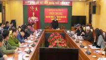 giao ban cong tac vien du luan xa hoi tinh thai nguyen thang 1 nam 2019