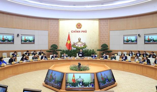 nghi quyet phien hop chinh phu thuong ky thang 12 nam 2019