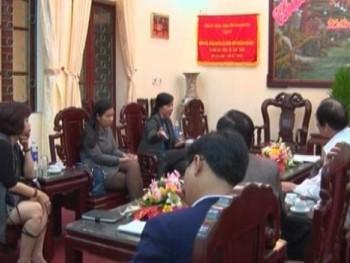 Phối hợp tuyên truyền giữa Đài PT-TH Thái Nguyên với huyện Phú Bình