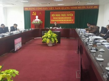 Hội nghị trực tuyến vệ sinh an toàn thực phẩm trong nông nghiệp
