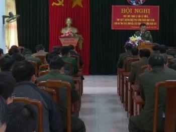 Phối hợp quản lý, bảo vệ rừng vùng giáp ranh giữa 3 tỉnh Thái Nguyên, Bắc Kạn, Lạng Sơn