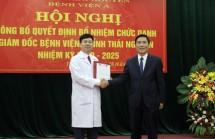 bo nhiem chuc danh giam doc benh vien a thai nguyen nhiem ky 2020 2025