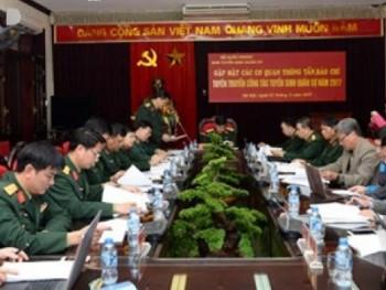 Nâng cao chất lượng tuyển sinh quân sự để đáp ứng tốt đặc thù hoạt động của Quân đội