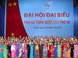Danh sách 161 ủy viên Ban Chấp hành TƯ Hội Liên hiệp Phụ nữ Việt Nam