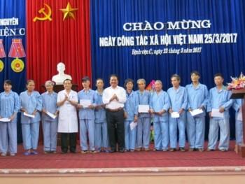 Bệnh viện C Thái Nguyên: Kỷ niệm ngày công tác xã hội lần thứ Nhất