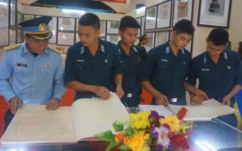 Triển lãm tư liệu về Hoàng Sa, Trường Sa ở đảo Bạch Long Vỹ