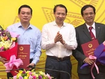Bổ nhiệm nhân sự Hà Giang, Bắc Giang, Bạc Liêu