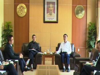 Ủy ban Kiểm tra Trung ương làm việc với tỉnh Thái Nguyên