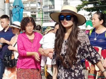 Nha Trang hướng đến khách Trung Quốc có mức chi tiêu cao