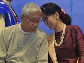 Quốc hội Myanmar bầu ứng viên Tổng thống thay thế ông U Htin Kyaw