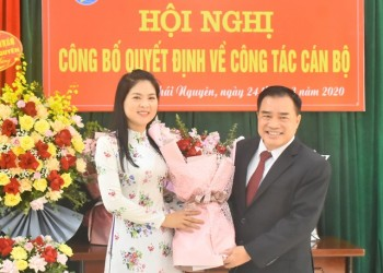 hoi nghi cong bo quyet dinh ve cong tac can bo