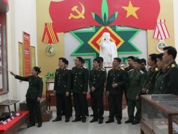 Lực lượng vũ trang Thái Nguyên theo Đảng trưởng thành