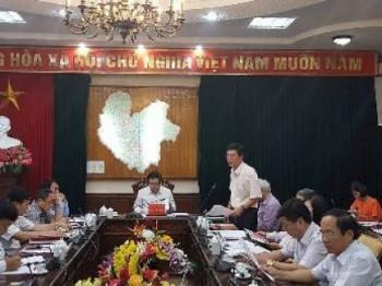 Tỉnh Thái Nguyên triển khai quy định phát ngôn và cung cấp thông tin cho báo chí