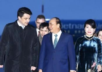 Thủ tướng Nguyễn Xuân Phúc thăm, làm việc tại tỉnh Prahova, Romania