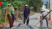 de nong thon moi phat trien ben vung can chat luong hay so luong