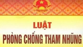 noi dung cua luat phong chong tham nhung nam 2018