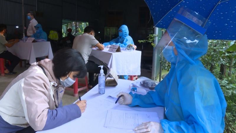 Thái Nguyên: Khẩn trương rà soát các trường hợp liên quan đến bệnh nhân 243 và bệnh nhân 262