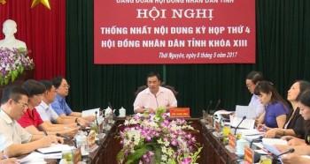 Hội nghị thống nhất nội dung kỳ họp thứ 4, HĐND tỉnh khóa XIII