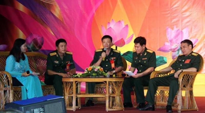 binh chung phao binh so ket 3 nam thuc hien cuoc van dong phat huy truyen thong cong hien tai nang xung danh bo doi cu ho